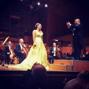 CONCERT WITH MO ZUBIN MEHTA AND ISRAEL PHILHARMONIC