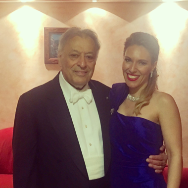 Ιn Concert with Mo Zubin Mehta