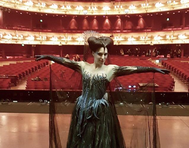 ROYAL OPERA HOUSE DEBUT