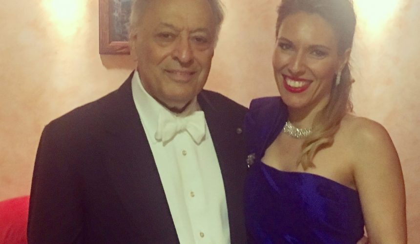 Lucia, Violetta and Donna Anna in Concert with Mo Zubin Mehta